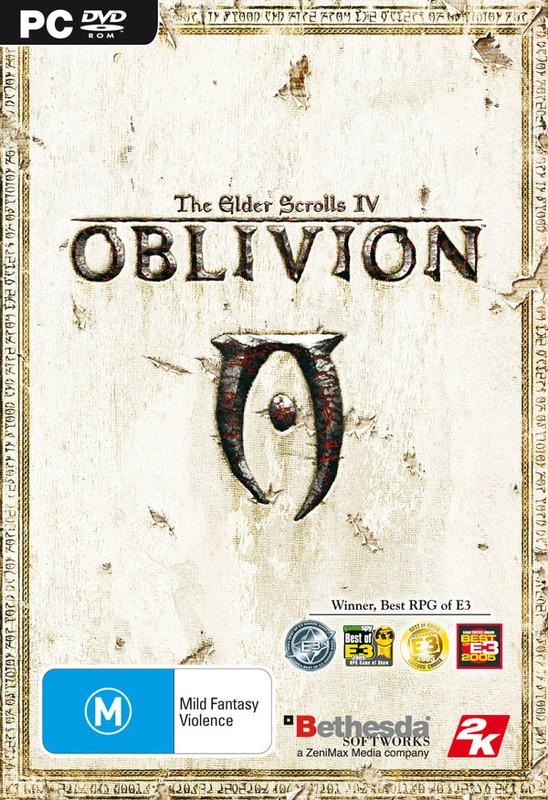 The Elder Scrolls IV: Oblivion for PC Games