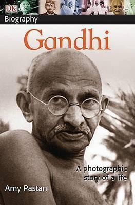 Gandhi by Amy Pastan
