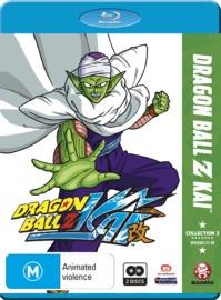Dragon Ball Z - Kai Collection 3 (2 Disc Set) on Blu-ray