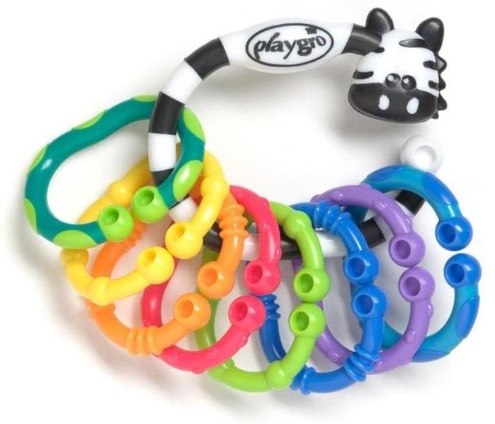 Playgro Zebra Links image