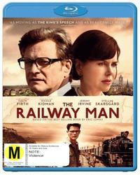 The Railway Man on Blu-ray