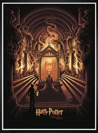 Harry Potter & The Mirror of Erised- Art Print