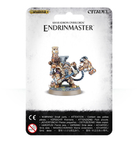 Warhammer Age of Sigmar Kharadron Overlords: Endrinmaster