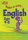 Maths Lets Make It Easy - Age 4-5