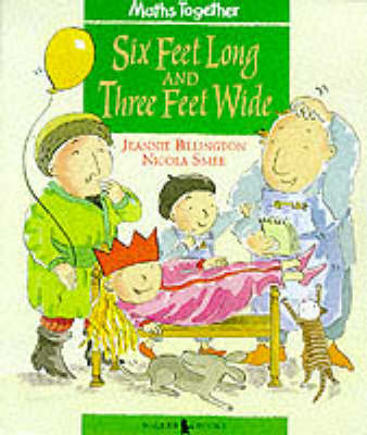 Mathematics Together: Green Set: Six Feet Long and Three Feet Wide by Jeannie Billington image
