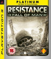 Resistance: Fall of Man (Platinum) for PS3 image