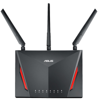 Asus RT-AC86U MU-MIMO Gigabit WiFi Gaming Router - FIBRE ready