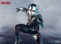 Marvel: Ant-Man - 1:10 Scale Statue