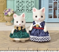 Sylvanian Families: Dress Up Set - Blue & Green