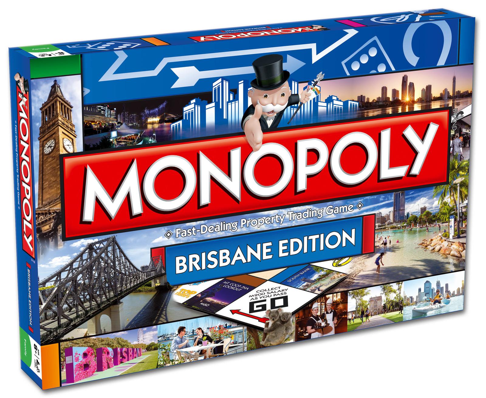 Monopoly: Brisbane Edition image