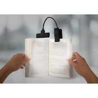 Large Clip-On Book Light
