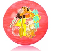 Disney: Pink Moana Play Ball (130mm)