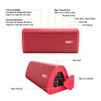 Mifa Portable Bluetooth speaker - Red image