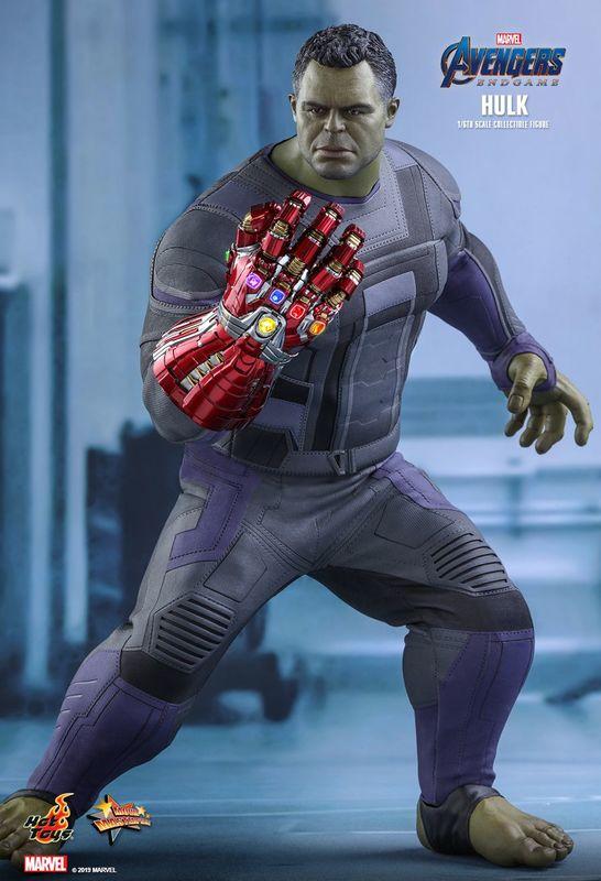"Avengers: Endgame - Hulk - 16"" Articulated Figure"
