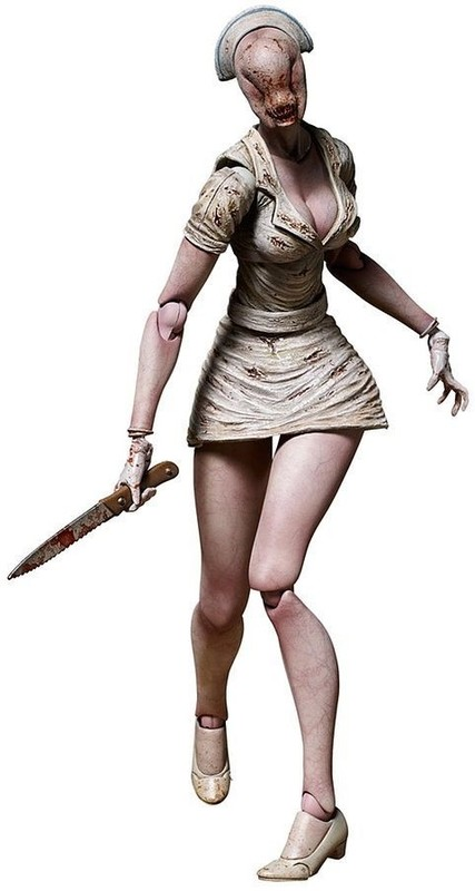 Silent Hill: Bubble Head Nurse - Figma Figure