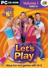 Hi-5 Let's Play for PC Games image