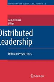 Distributed Leadership image