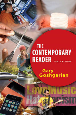The Contemporary Reader by Gary J. Goshgarian image