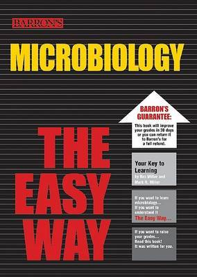 Microbiology, the Easy Way by Rene Fester Kratz image