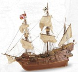 Artesania Latina San Juan Galleon 1:30 Wooden Model Kit
