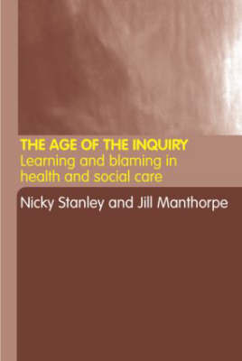 The Age of the Inquiry