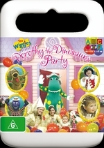 The Wiggles Present Dorothy The Dinosaur's Party (Handle Case) on DVD