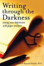 Writing Through The Darkness by Elizabeth Maynard Schaefer image