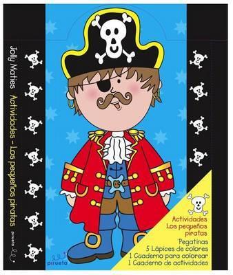 Los Pequenos Piratas Actividades image