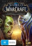 World of Warcraft: Battle for Azeroth (Code in Box) for PC Games