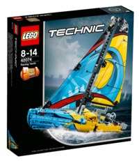 LEGO Technic - Racing Yacht (42074)