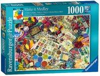 Ravensburger : Make it Medley Puzzle (1000 Pcs)