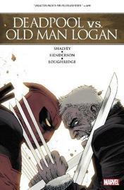 Deadpool Vs. Old Man Logan by Declan Shalvey