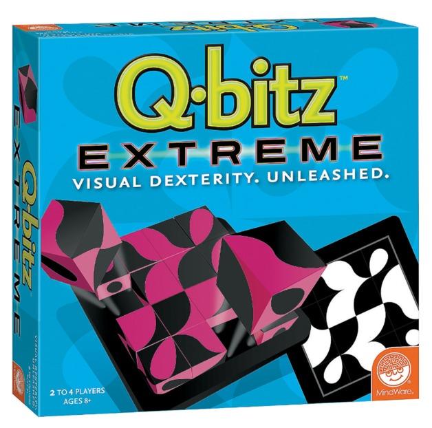 Mindware Games: Q-bitz - Extreme