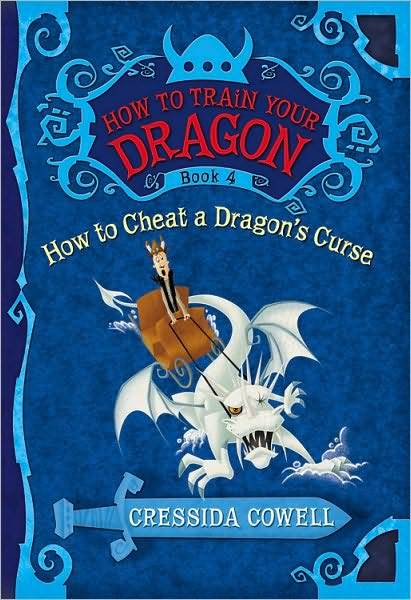 How to Cheat a Dragon's Curse (How to Train Your Dragon #4) by Cressida Cowell image