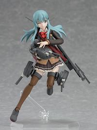 KanColle: Suzuya Kai-I - Figma Figure image
