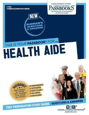 Health Aide by National Learning Corporation image