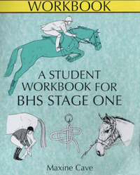 A Student Workbook for BHS Stage One by Maxine Cave image