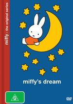 Miffy - The Original Series: Vol. 1 - Miffy's Dream on DVD