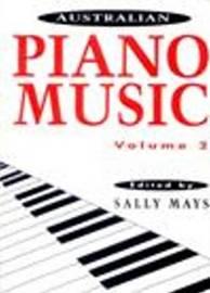 Australian Piano Music: v.2 image