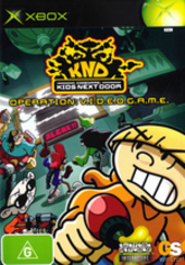 Codename: Kids Next Door for Xbox