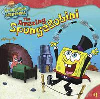 The Amazing Spongebobini by Steven Banks image