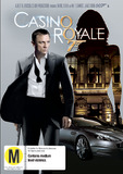 Casino Royale (2012 Version) on DVD