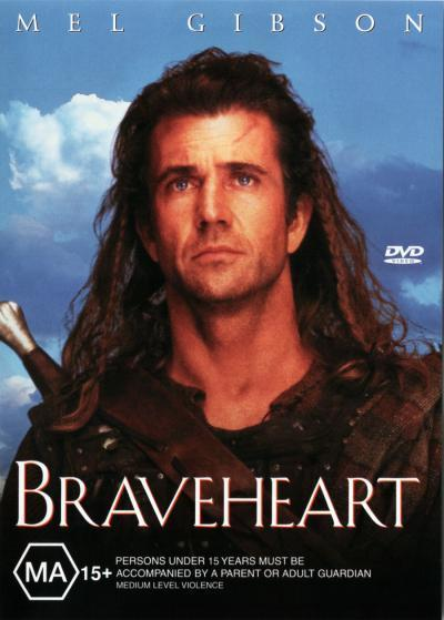 Braveheart on DVD