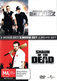 Hot Fuzz / Shaun Of The Dead - 2 Film Box Set DVD