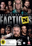 WWE: Wrestling's Greatest Factions DVD