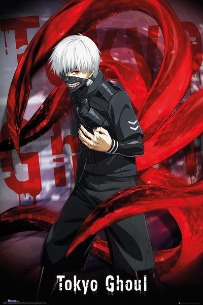 Tokyo Ghoul: Maxi Poster - Ken Kaneki (471) image