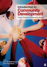 Introduction to Community Development by Jerry W Robinson image