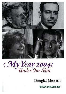 My Year 2004 by Douglas Messerli image