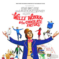 Willy Wonka & The Chocolate Factory Original Soundtrack (LP) by Soundtrack / Various image