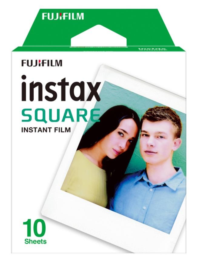 Fujifilm: Instax Square Film - 10 pack image
